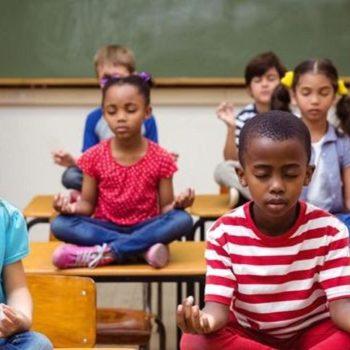 La méditation dans ma classe...